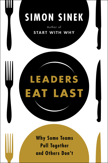 leaders eat last by simon sinek audio book summary