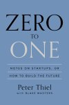 executive book summary - zero to one