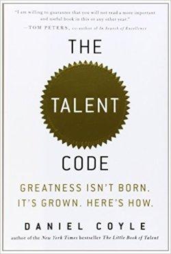 Daniel Coyle - The Talent Code