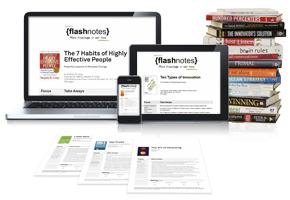 Business Book Summary Site