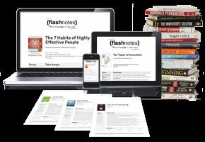 book summary by FlashNotes