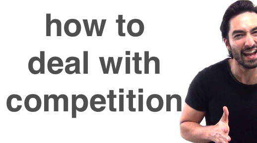 how to deal with competition | environmental differentiation