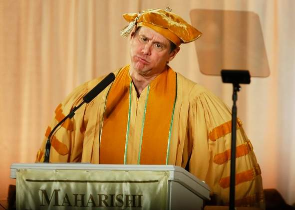 The Jim Carrey Commencement Speech