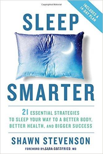 Shawn Stevenson Sleep Smarter
