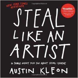 steal like an artist summary