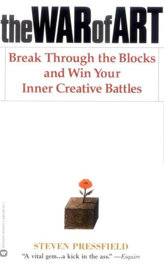 the war of art book summary