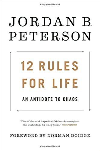 12 Rules for Life by Jordan B. Peterson PDF