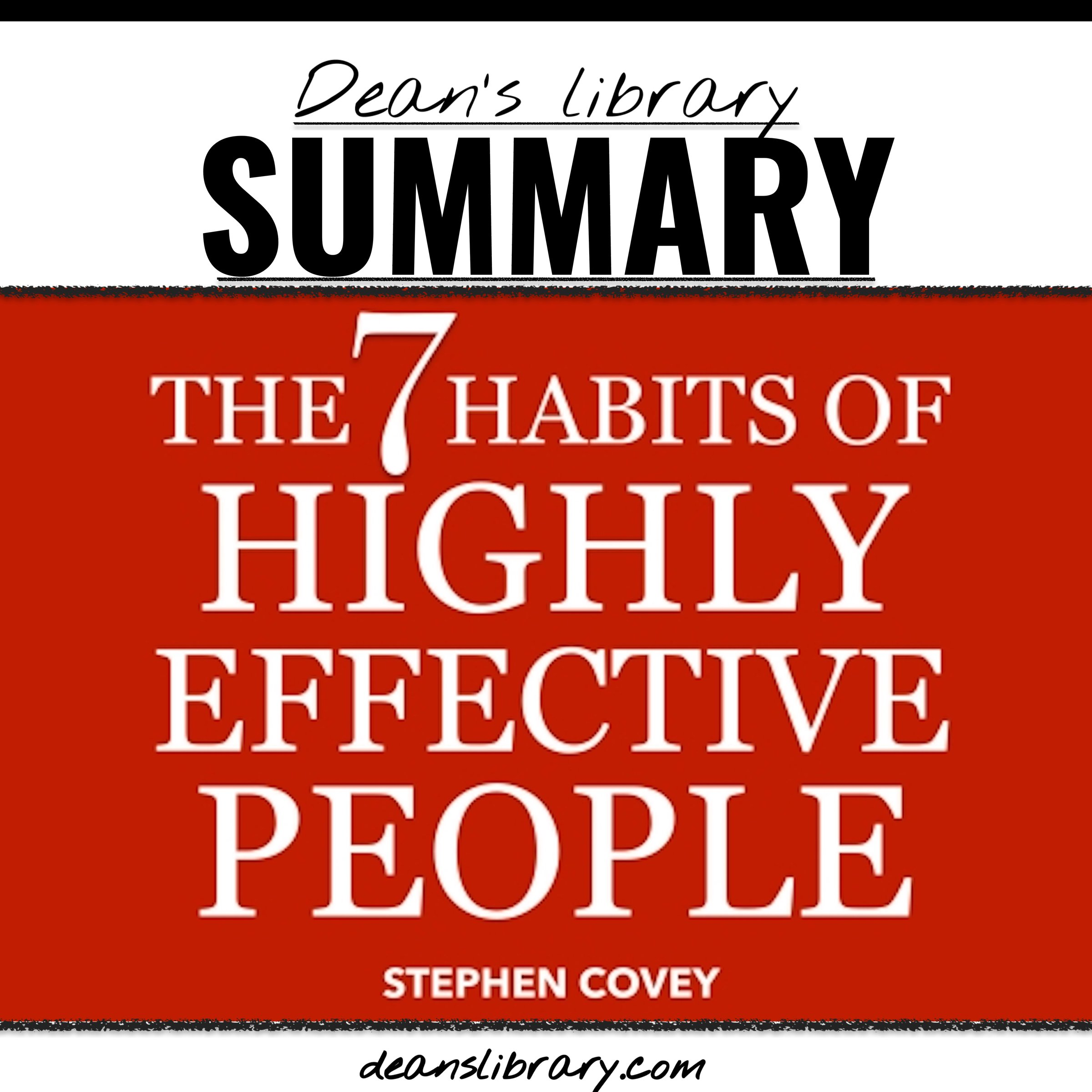 7_Habits_of_Highly_Effective_People_Audiobook_Summary