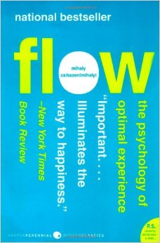 Flow by Mihaly Csikszentmihalyi book summary