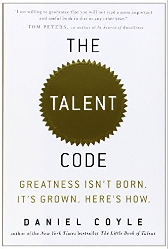 The Talent Code Book Summary